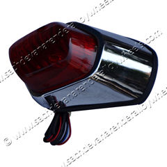 Head & Tail Lights for Motorcycles